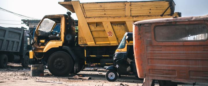 Третиране на строителни отпадъци
