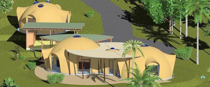 Какво знаем за куполните къщи